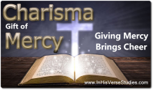 Gift of Mercy Brings Cheer