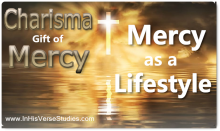 Mercy as a Lifestyle