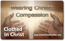 Wearing Christ's Compassion